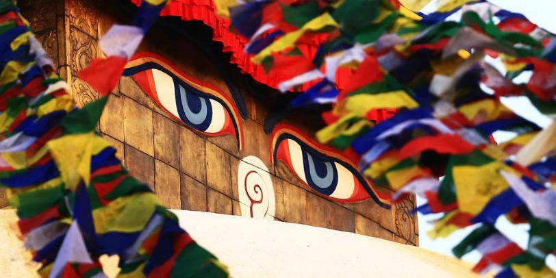 Люся Маратканова о Непале