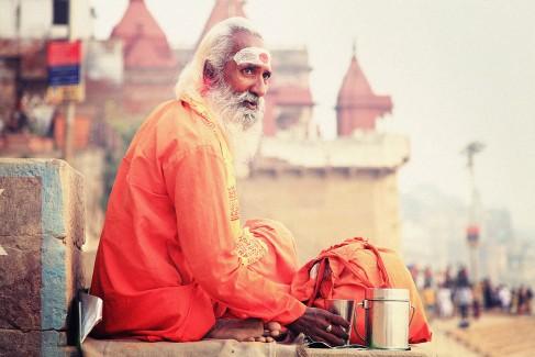 Индия, Варанаси