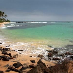 И вновь наш пляж. Шри-Ланка. Январь-февраль 2014