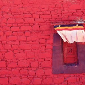 монастырь в Тибетском автономном округе ТАР