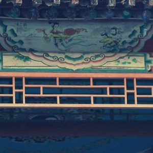 Даосский монах в Китае