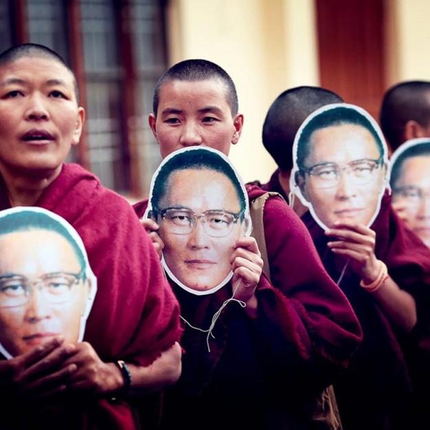 free Tenzin Delek now