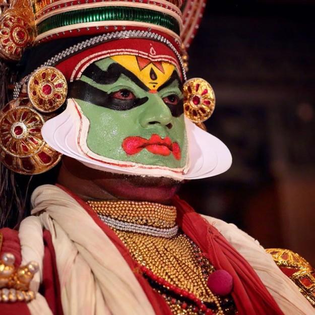 актер театра Катакали