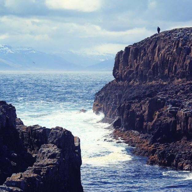 каменистый остров Попей