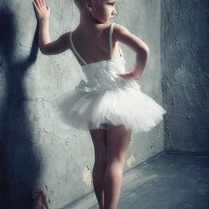 русская девочка балерина