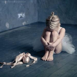 little ballet dancer