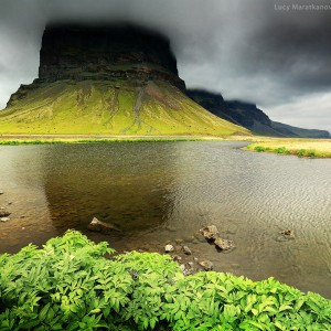 olymp mountain in iceland