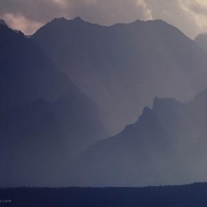 горы на байкале в россии