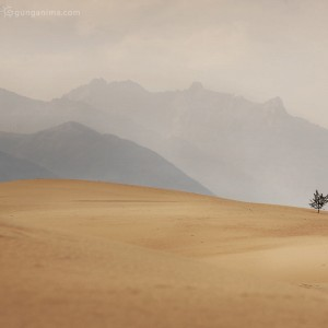 пустыня в россии на байкале