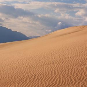 desert in russia