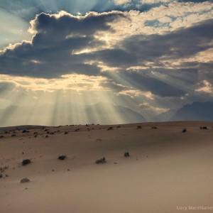 пустыня на байкале в россии