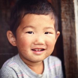boy in buryatia