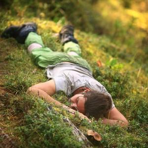 relax in trekking in russia