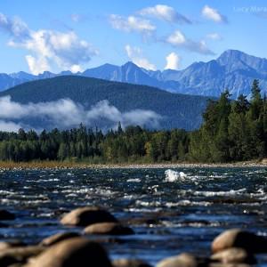 река китой в забайкалье в россии