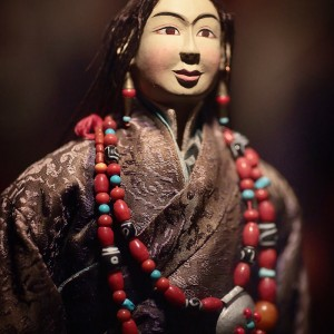 indian ethnic doll