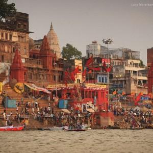 sacred varanasi in india