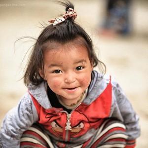 kids of nepal