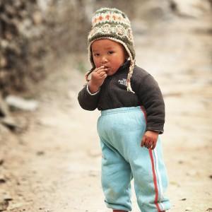 непальский малыш