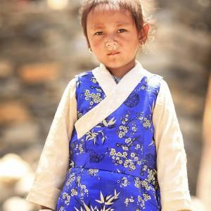 дети непала