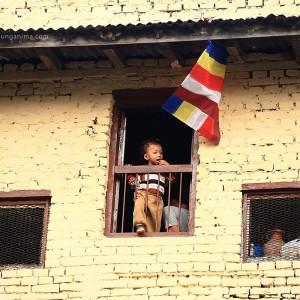 окна в непале