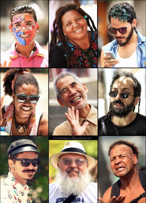 в бразилии разные люди