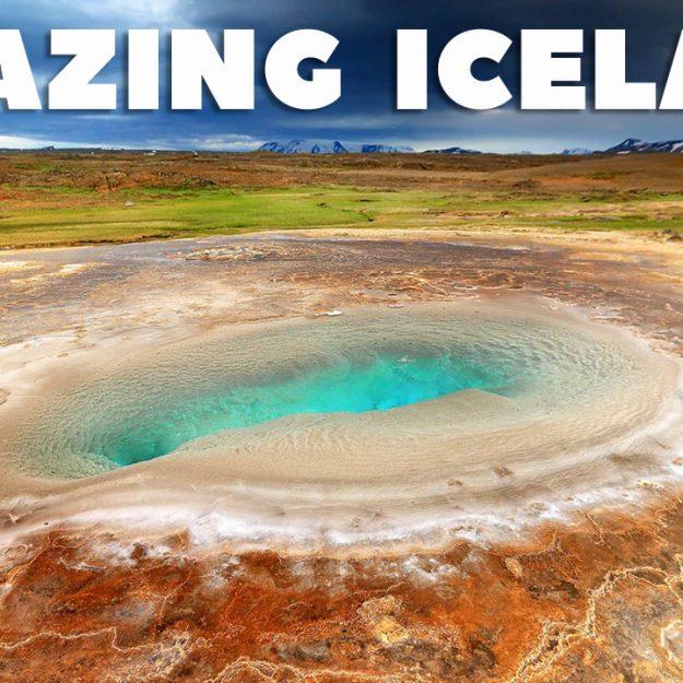 видео о путешествии в исландию