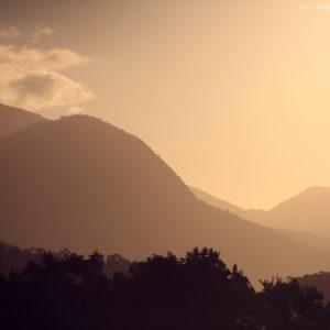 горы в парати в бразилии