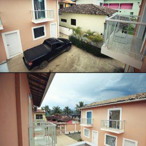 дома в бразилии в парати