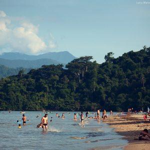 пляжи парати в бразилии