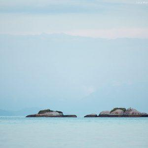 маленькие острова в океане у побережья бразилии