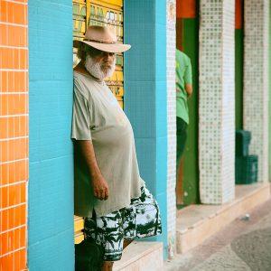 жители бразильцы города парати в бразилии
