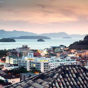 курортный город ангра дос рейс в бразилии
