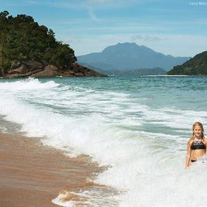 красивые пляжи рядом с парати в бразилии