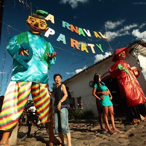 карнавал в бразилии в парати
