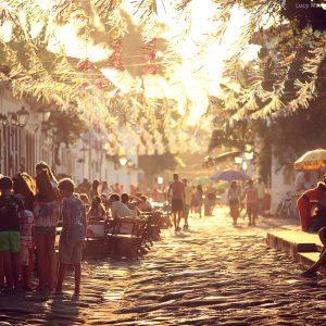 карнавал в парати в бразилии